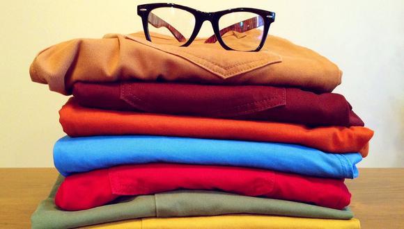 ¿Cómo eliminar los olores que se impregnan a la ropa? (Foto: Pixabay)