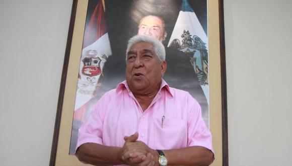 Fiscalía formaliza denuncia contra expresidente regional César Trelles