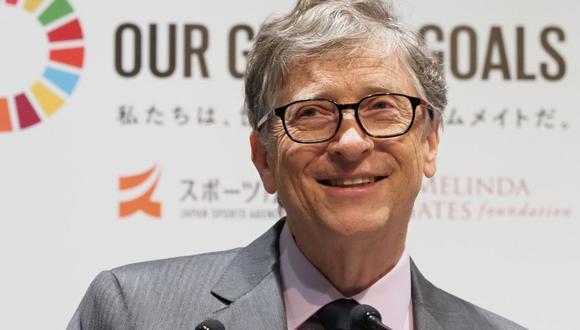 Bill Gates advierte de nuevas amenazas. (Foto: AFP)