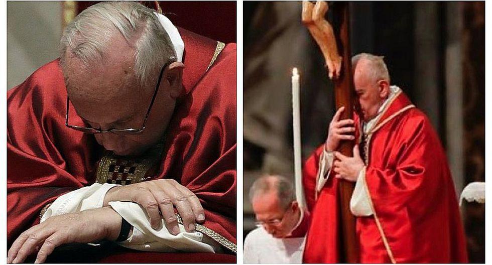 El motivo del Papa Francisco para no usar su anillo del Pescador en Viernes Santo