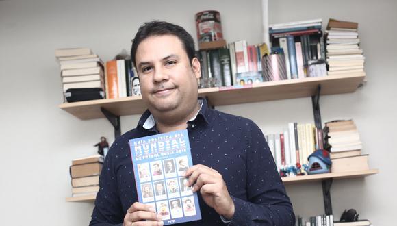 Como periodista, integró la sección Mundo de El Comercio por más de una década. (César Campos7Perú21)