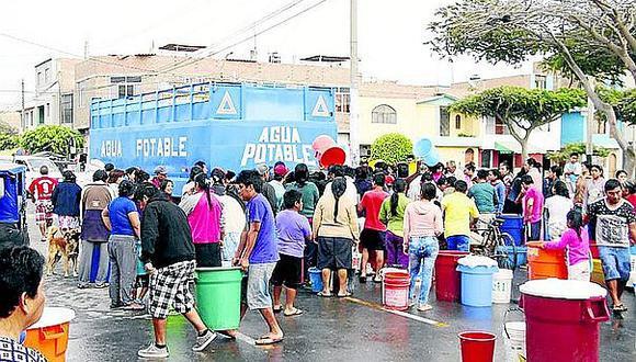 Conozca qué sectores de Piura y Veintiséis de Octubre no tendrán agua este sábado y domingo