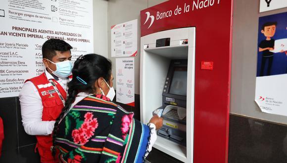 Sepa aquí todos los detalles del cobro del Bono Yanapay Perú de S/ 350. (Foto: Andina)