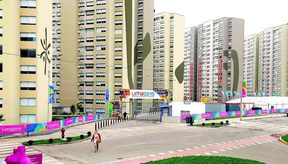Policías interesados en comprar viviendas en Villa Panamericana