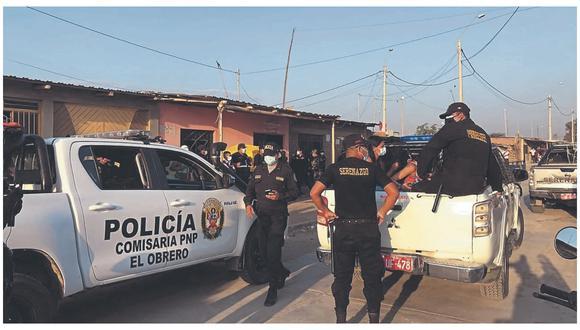 Un total de 150 detectives y 80 serenos se sumarán al Plan de Seguridad para prevenir actos delictivos en la ciudad.