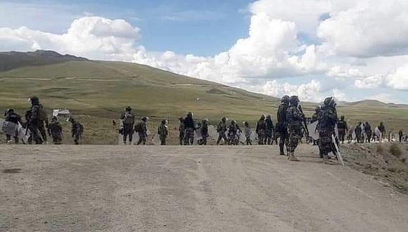 Cusco: invocan a la comunidad de Tuntuma poner fin a sus protestas y continuar con el diálogo (Foto referencial).