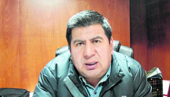 Fiscal cita a Díaz por tomógrafo de Pampas