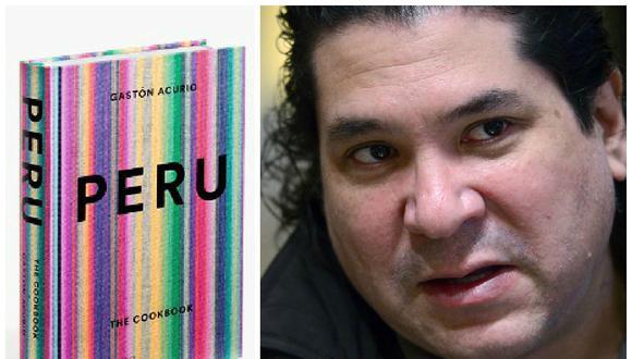 """Gastón Acurio presenta su libro de cocina """"Perú"""""""