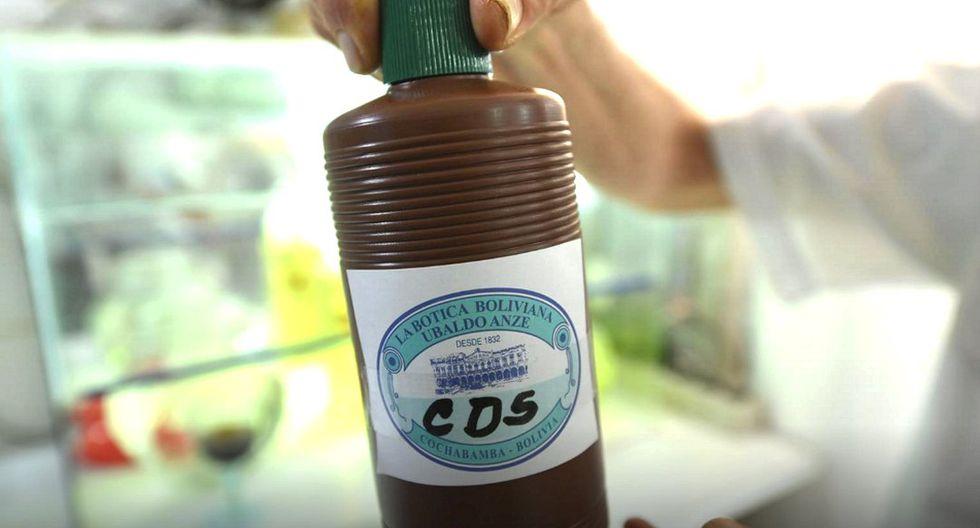 Gobernación de La Paz autoriza uso de dióxido de cloro para enfermos de COVID-19
