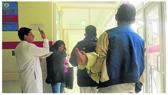 Lambayeque: detienen a mujer acusada de haber quemado las manos de sus dos hijos. (Foto referencial: GEC)