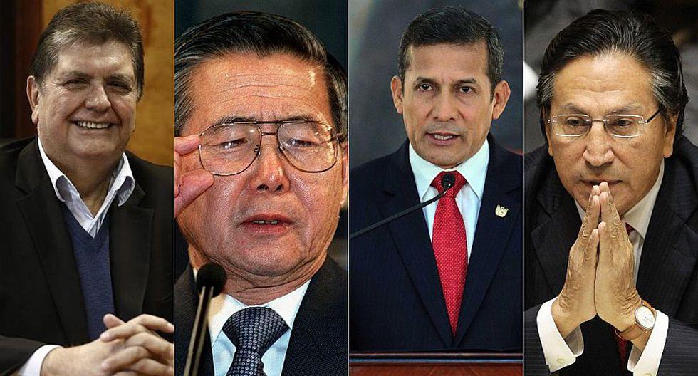 Presentarán ley para que expresidentes tengan una pensión equivalente al sueldo mínimo