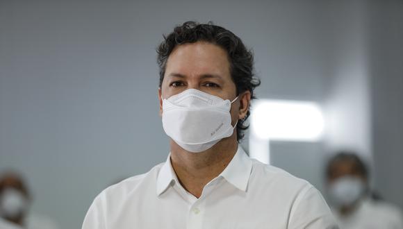 En marzo de 2019, una periodista denunció al entonces parlamentario accionpopulista por el presunto delito de acoso sexual. A raíz de este hecho, el Congreso decidió suspender a Lescano por 120 días. (Foto: GEC)