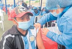Áncash: Se logra récord de vacunación en cinco días