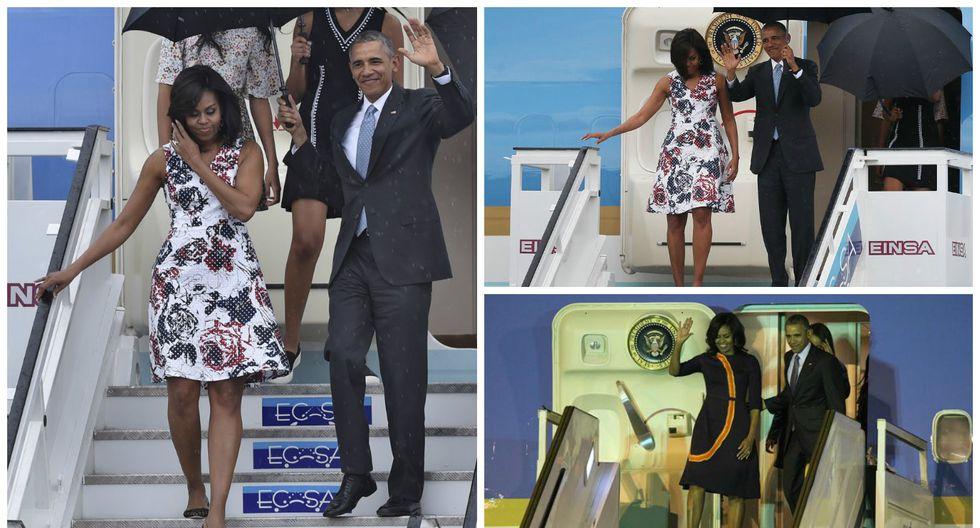 Michelle Obama: Vestido que usó en Cuba se agotó (FOTOS)