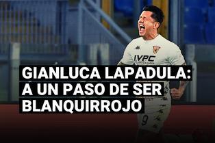 Selección peruana: Gianluca Lapadula está cada vez más cerca de convertirse en opción para Ricardo Gareca