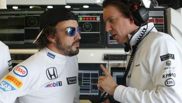 Fórmula 1: Alonso listo para estrenar nuevo monoplaza