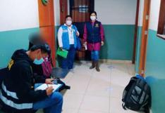 Hallan a menor de edad durante operativo contra la trata de personas en Huánuco