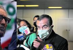 Ministro Iber Maraví se pronuncia tras muerte de cabecilla terrorista Abimael Guzmán (FOTOS)