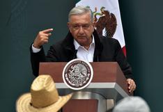 México: Presidente López Obrador pide evitar fiestas navideñas por el coronavirus