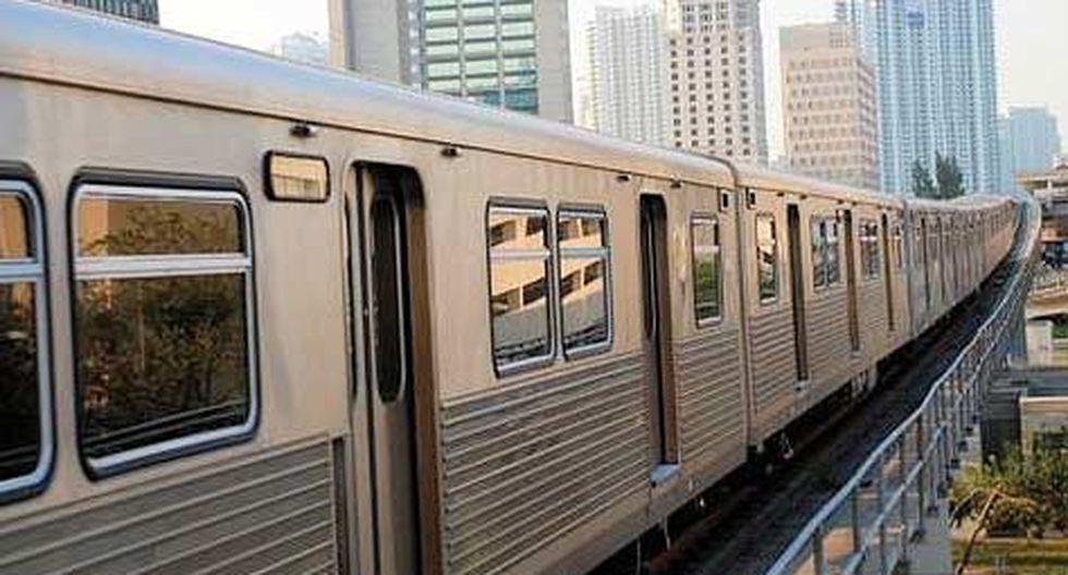 Inauguran línea de metro que conecta Miami con aeropuerto