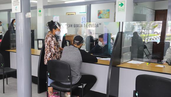 El municipio señalo que en la norma se establece que los beneficios son aplicables a todos los contribuyentes que tengan obligaciones tributarias pendientes de pago en cualquier estado del proceso de cobranza. (Foto: Municipalidad de San Borja/Facebook)