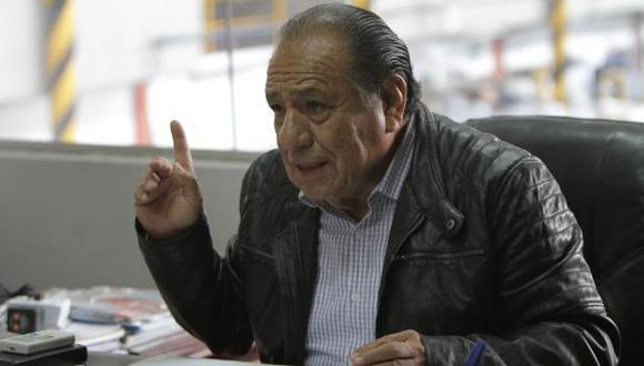 Máximo San Román buscará la Presidencia en las Elecciones Generales del 2021