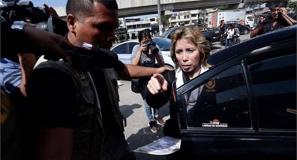 Edwin Oviedo: policías allanan la Villa Deportiva Nacional