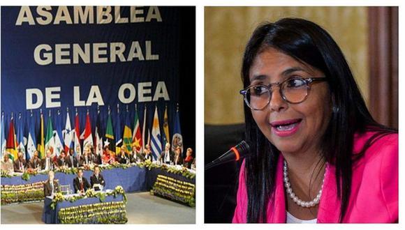 OEA: Cancilleres votarán hoy un acuerdo que pide al chavismo reconsiderar la Constituyente