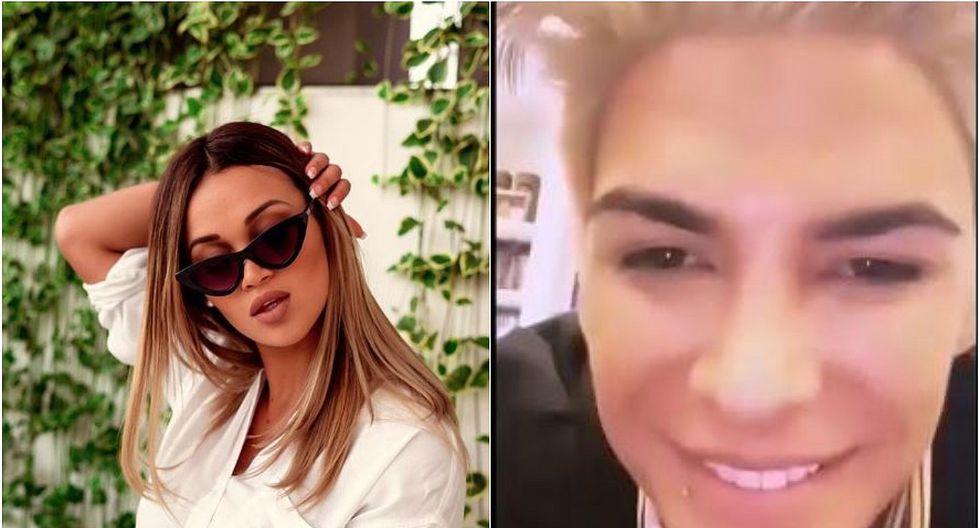 """'Zorro' Zupe contra Angie Arizaga: """"Por fin mi amigo tiene una novia bonita"""" (VIDEO)"""