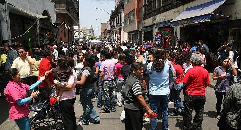 Limeños son 68% indígenas, según National Geographic
