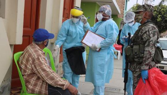 Áncash: En la zona costa de la región se espera vacunar a unos 45,000 adultos mayores, entre las edades de 60 a 80 años. (Foto: Difusión)