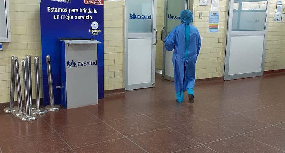 Junín: Paciente 12 de COVID-19  permanece hospitalizado en estricto aislamiento