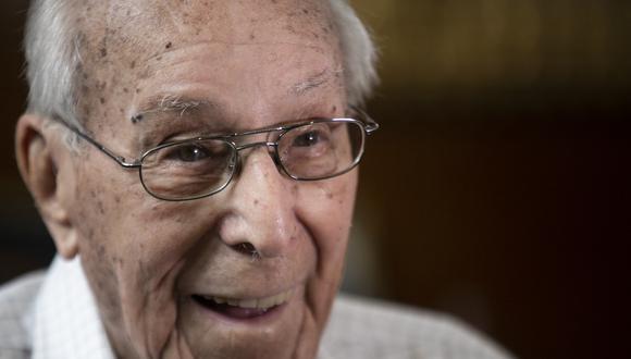 Líder fundador del PPC, Luis Bedoya Reyes, falleció este jueves a los 102 años. (Foto: GEC)