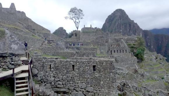 Transformers Machu Picchu. Foto: Juan Sequeiros.