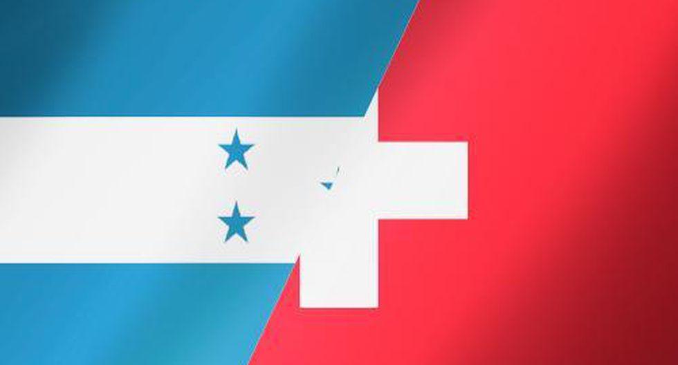 Brasil 2014: Suiza se clasifica a octavos de final al ganar 3-0 a Honduras