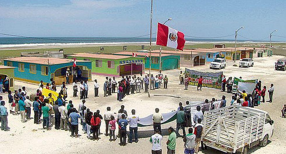 Un solo candidato inscrito hasta ahora para elecciones en La Yarada Los Palos