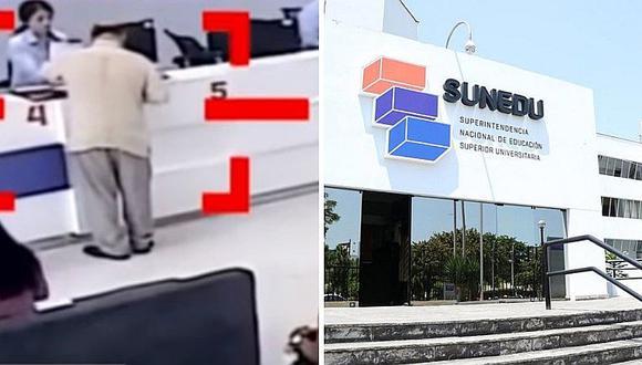 Sunedu se pronuncia tras denuncia sobre rector que quería validar título extranjero que sería falso