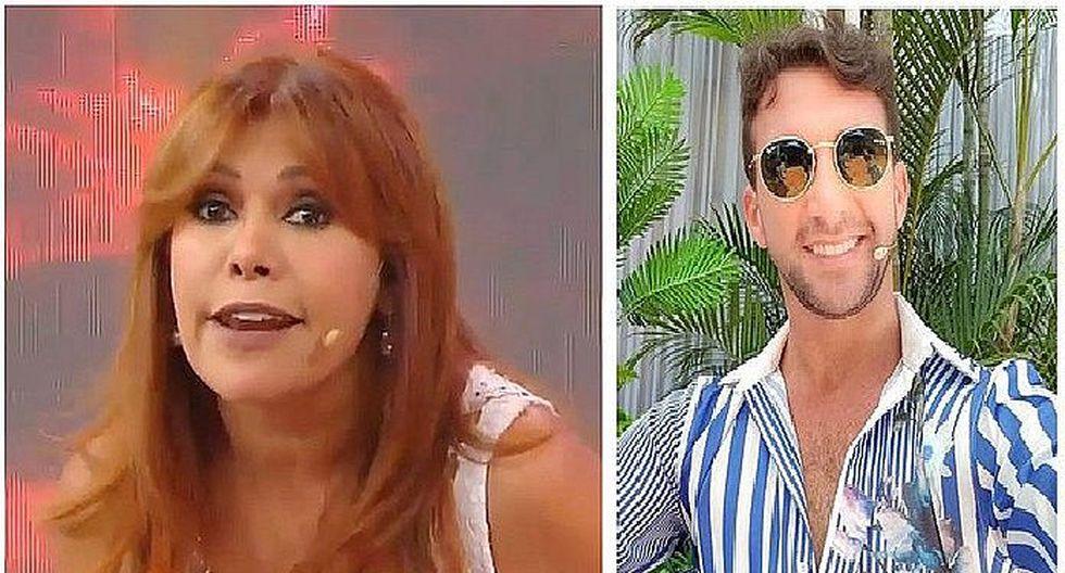 Magaly Medina señala que Antonio Pavón también la insultó por defender a Sheyla Rojas