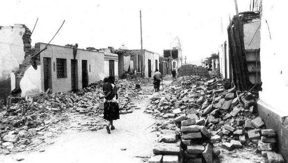 Hoy se cumplen 45 años del último terremoto que afectó a Lima en 1974