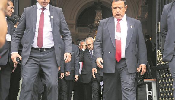 """Surge guerra interna en la Fiscalía por caso """"Lava Jato"""" y fiscal de la Nación"""