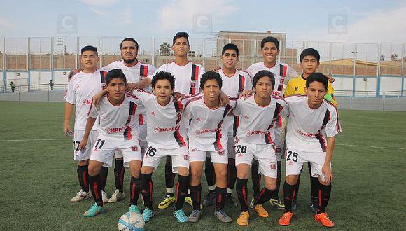 Champagnat logra título de ascenso 2016 en la Liga del Cercado