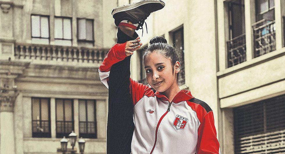 """Camila Rodríguez: """"El objetivo principal es tener un  buen puntaje"""""""