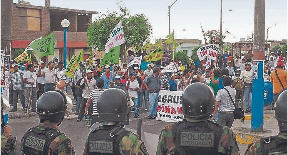 Áncash es la región con más conflictos sociales de Perú