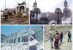A trabajar en prevención para el terremoto que se espera en el sur de Perú