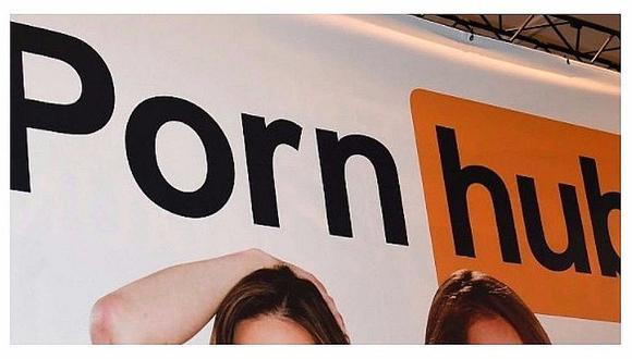 Porn Hub incrementó sus visitas durante caída de facebook, instagram y whatsapp
