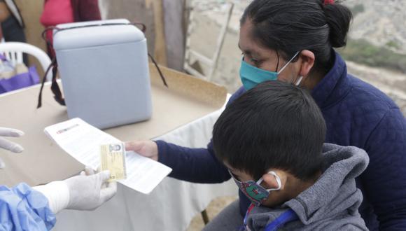 Menor de tres años falleció con coronavirus en Cusco. Foto: Archivo EC