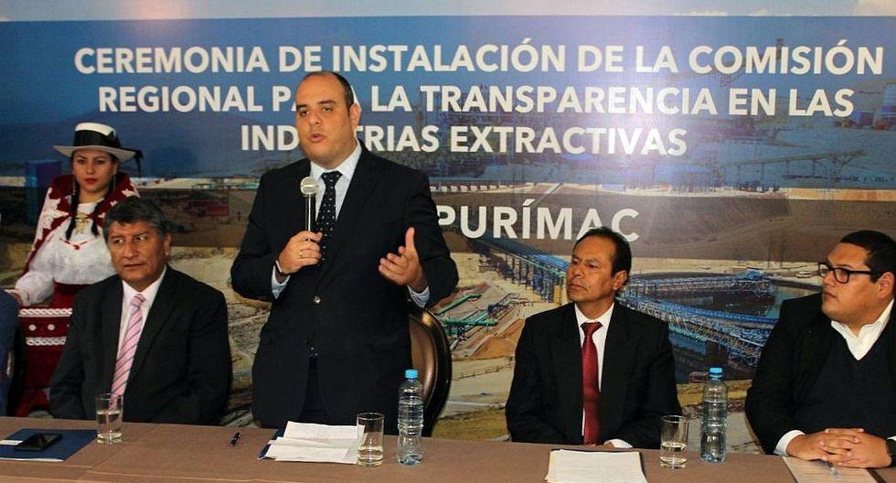Valor de reservas de cobre en Apurímac supera los tres trillones de dólares