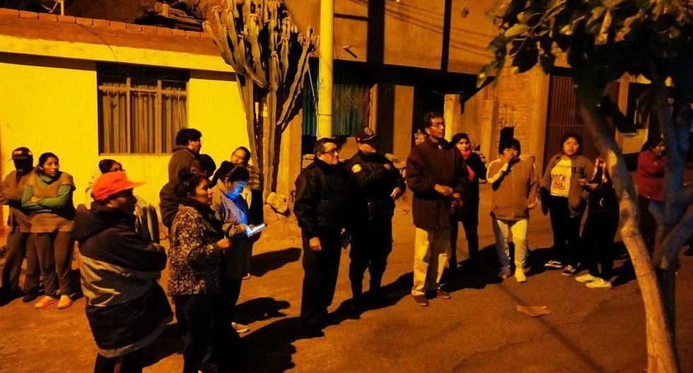Reuniones vecinales contra inseguridad en Jacobo Hunter