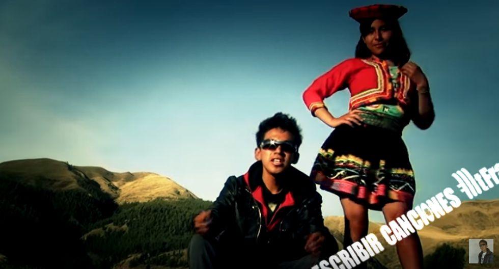 Facebook: Mira el primer video de reggaeton en quechua (VIDEO)