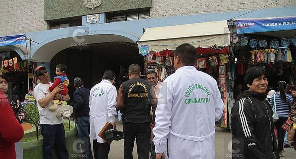 La criminalidad es un obstáculo para el crecimiento de Arequipa